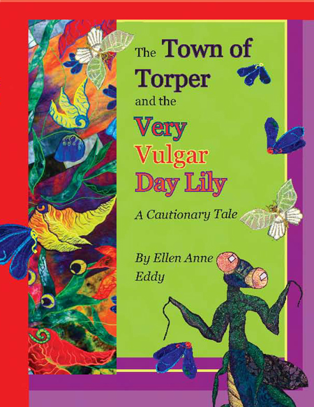 The Town of Torper and the Very Vulgar Day Lily PDF Version