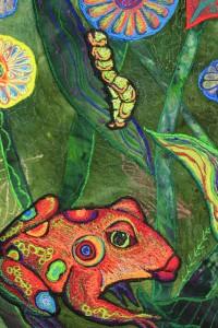 815 butterfly garden detail